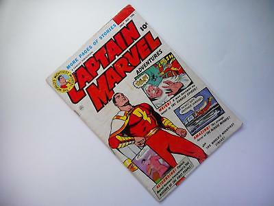 Captain Marvel Adventures #146 (Fawcett 1941 Series) Gd+ 2.5