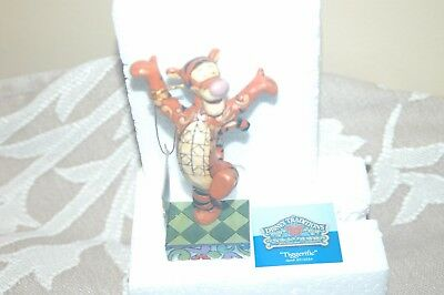 Jim Shore Walt Disney Traditions Enesco Tiggerific Figure