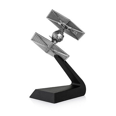 Star Wars Pewter TIE Fighter - Officially Licensed by Royal Selangor