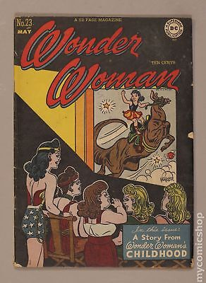 Wonder Woman (1st Series DC) #23 1947 VG 4.0