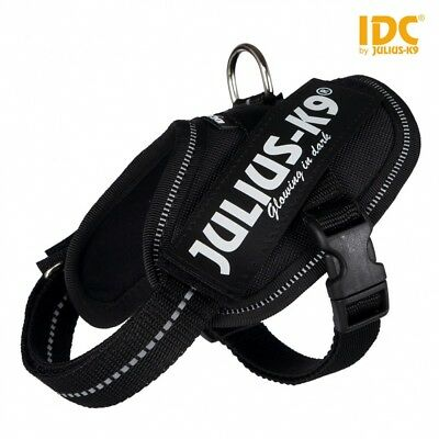 Julius k9 harness (Baby 2) Black