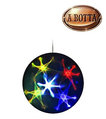 Sfera 3D Star 48 LED Multicolor Ridem Karma GS 20T Effetto Luce Multistar Stelle