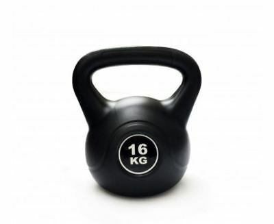 New Kettle Bell 16Kg Training Weight Fitness Gym Kettlebell Professional Workout