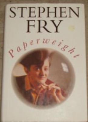 BOOK-Paperweight,Stephen Fry- 9780434274086