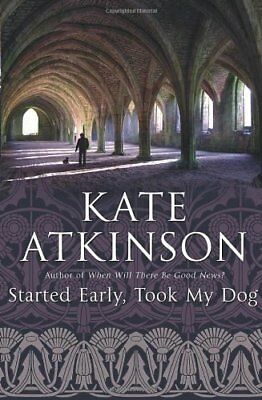 BOOK-Started Early, Took My Dog: (Jackson Brodie),Kate Atkinson- 9780