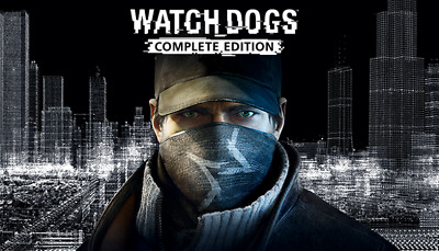 WATCHDOGS - Uplay PC Watch Dogs