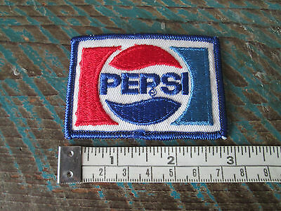 Vintage Pepsi Racing Patch Cola Soda Nascar Jeff Gordan 24 Daytona 400 Max Scca