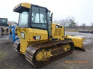 2014 Caterpillar D5K2 Lgp Track-Type Crawler Tractor Dozer Cat