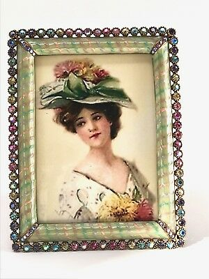 JAY STRONGWATER SMALL Square Frame - So Beautiful and MINT ...