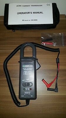 ISO-TECH ICA32N Clamp Meter. BRAND NEW in case. FREE POSTAGE.