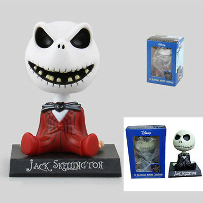New The Nightmare Before Christmas Jack Figures Collection Shake head Toy