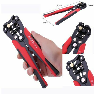 Multi Tool Wire Stripper Automatic Cable Wire Crimper Crimping Tool Stripper UK