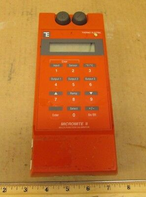 Thermo Electric Model 3115702 Micromite II Multi-Function Calibrator