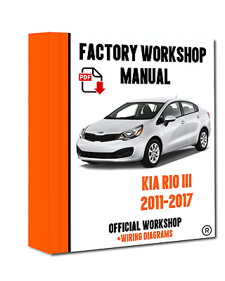 Official workshop manual service repair for kia picanto sa 2004 official workshop manual service repair kia rio 2011 2017 cheapraybanclubmaster