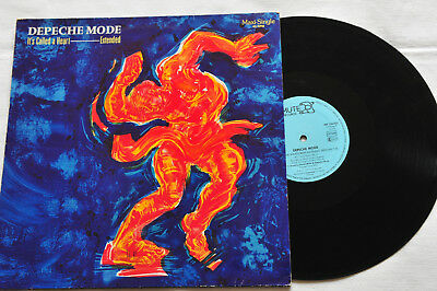 """DEPECHE MODE 12""""Maxi 45rpm IT'S CALLED A HEART + FLY ON THE WINDSREEN"""