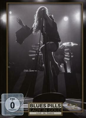 Blues Pills - Lady In Gold: Live In Paris [11/3] * Used - Very Good Blu-Ray Disc