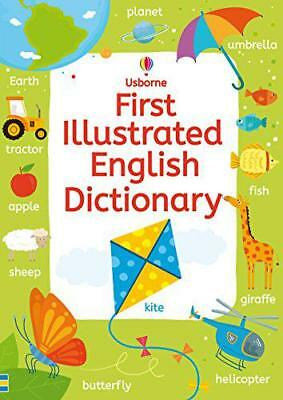 First Illustrated English Dictionary (Illustrated Dictionaries and Thesauruses)