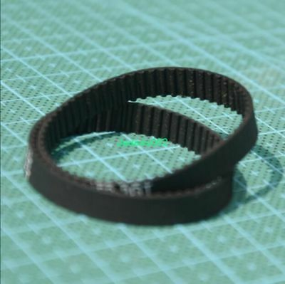 1pcs 9mm GT2 annular timing belt 208mm-260mm For Engraving machine positioning