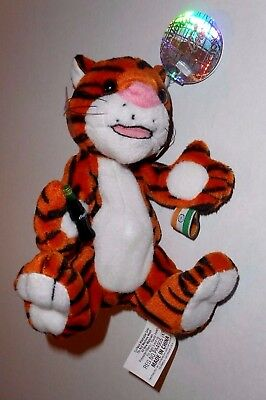1998 Coca-Cola plush Toy Beanbag international collection India CURRY Tiger coke