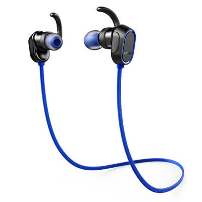 Anker SoundBuds Slim Wireless Headphones, Bluetooth A3233HJ2 Blue