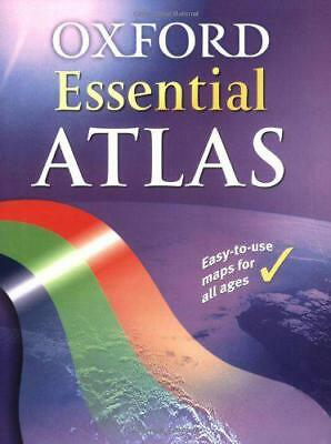 Oxford Essential Atlas by Patrick Wiegand | Paperback Book | 9780198321675 | NEW