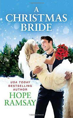 A Christmas Bride (Chapel of Love) by Ramsay, Hope | Mass Market Paperback Book