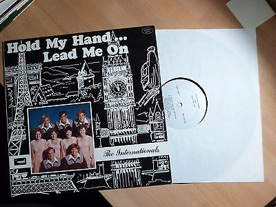 """12"""" LP - Xian - The Internationals - Hold My Hand Lead Me On (13 Song)"""