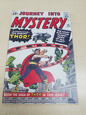 REPRINT JOURNEY INTO THE MYSTERY 83 1ST THOR Custom Made w/ Original Reprint