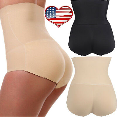 Weight Loss High Waist Underwear Body Shaper Tummy Control Slimmer Panties S-3XL