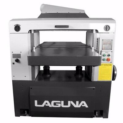 Laguna Tools | Industrial 25″ Planer With 15HP 3PH