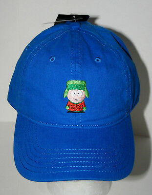 South Park Kyle Broflovski Comedy Central Hat Baseball Cap New NOS OSFM Tags