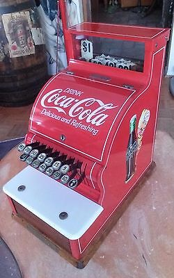 Antique Coca Cola Ice Cream Parlor Cash Register