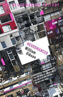 Neuromancer (Sprawl Trilogy 1) by Gibson, William, NEW Book, (Paperback) FREE &