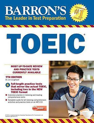 Toeic (Barron's Toeic) by Lougheed, Lin | Paperback Book | 9781438076362 | NEW