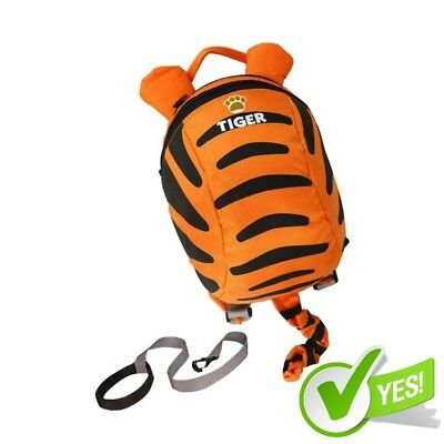 Joylish Baby Anti Lost Backpack Walking Safety Harness with Leash for Kids