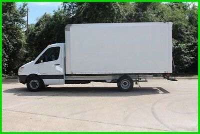 2010 Freightliner 3500 WHITE Used