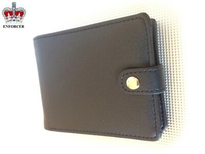 Executive Undercover Badge Wallet  - 2 Cash Sections - ( Badge Not Included )