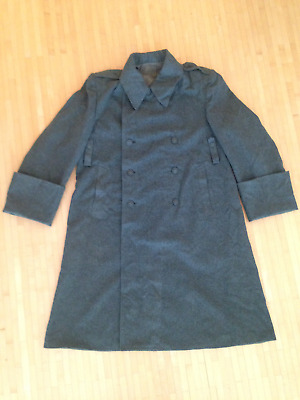 Swiss WWII M49 Style greatcoat Size 46