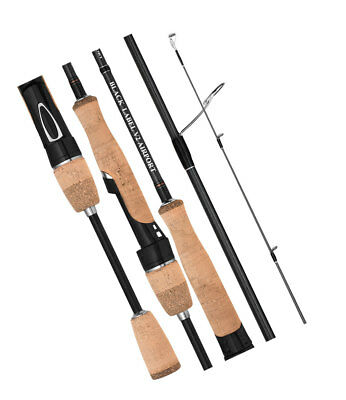 Daiwa Black Label Airport Travel Rods (Spin)