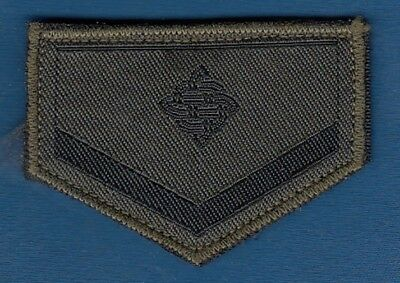 CROATAIN AIR FORCE Ranks, Lance Corporal Skupnik, Breast Rank, Vintage  Patch !