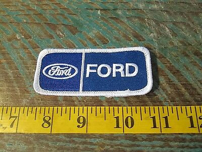Ford Patch F150 Mustang Gt40 Gt Mach 1 Shelby Falcon Model A Fiesta Nascar Nhra