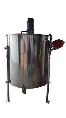 8 Frame Electric  Honey Stainless Steel S 304 Extractor Beekeeping Spinner