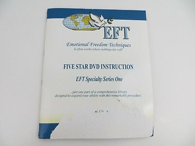 EFT Emotional Freedom Techniques DVD set EFT Specialty Series One loc336