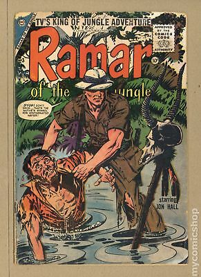 Ramar of the Jungle #3 1955 FR/GD 1.5 Low Grade