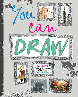 You Can Draw by Parragon | Hardcover Book | 9781472323941 | NEW