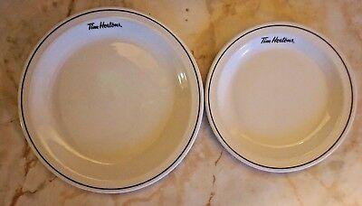 Tim Hortons Side Plates, by Steelite