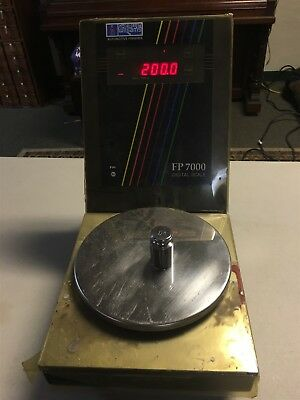 Fillon Paintmix FP7000 Digital Paint weight scale