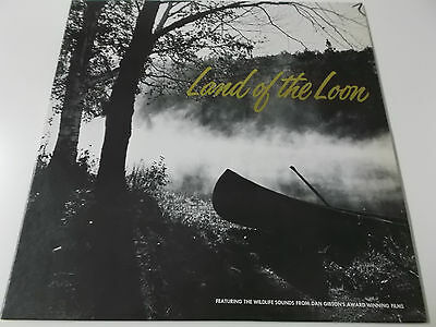37436 - Land Of The Loon (Dan Gibson) - Vinyl Lp Made In Canada (Dgp 25)