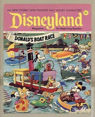 Disneyland Magazine #22 VG/FN 5.0 Low Grade