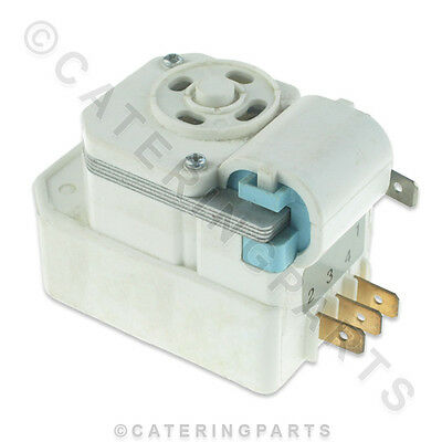 POLAR AA636 WHITE DEFROST TIMER FOR G619 G211 CHILLED DISPLAY 240V 50-60 Hz 5A
